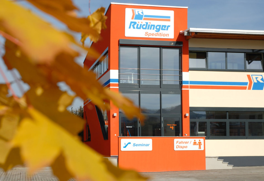 The Freight Forwarder in Germany – Freight Forwarder Rüdinger